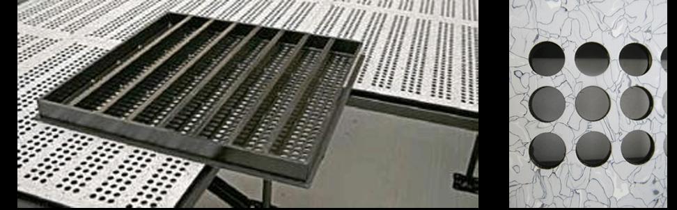 Фальшпол для серверных комнат