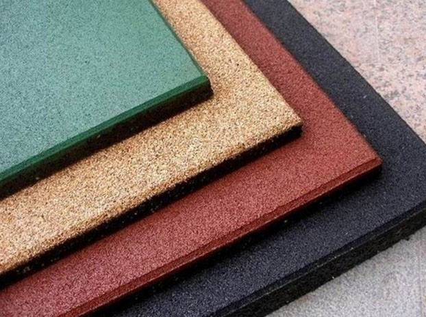 Спортивные резиновые покрытия