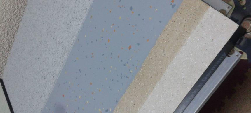 Новинка. Панель фальшпола с наливным эпоксидным покрытием
